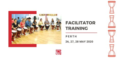 DRUMBEAT 3 Day Facilitator Training | Perth tickets