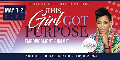 This Girl Got Purpose Empowerment Summit tickets