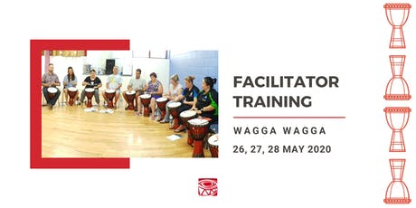 DRUMBEAT 3 Day Facilitator Training | Wagga Wagga tickets