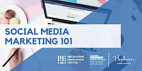 Social Media Marketing 101 - Hepburn tickets