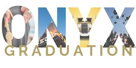 Onyx Graduation   Fall 2019 tickets