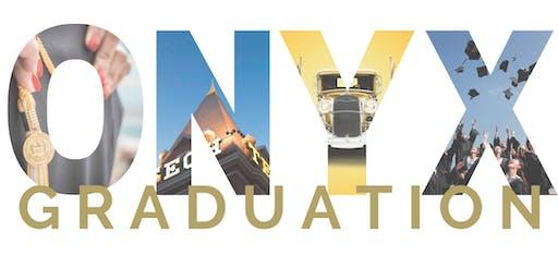 Onyx Graduation | Fall 2019