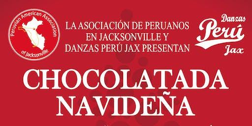 Chocolatada Navideña presented by The Peruvian American Association in Jax
