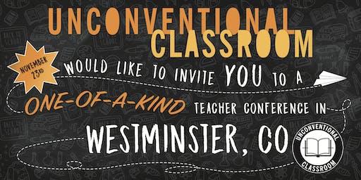 Teacher Workshop - Westminster, Colorado - Unconventional Classroom
