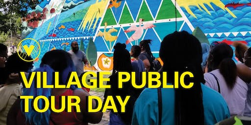 Village Public Tour: 4th Tuesdays