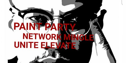 PAINT PARTY NETWORK  MINGLE