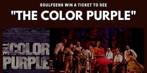 Color Purple Ticket Contest