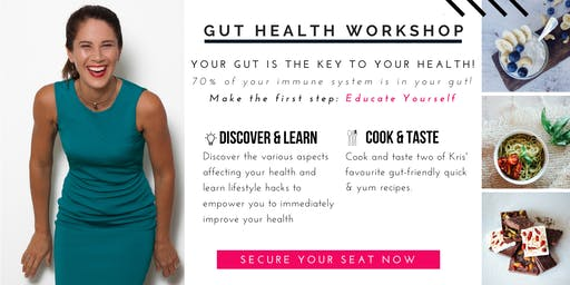 Gut Health Workshop (Sat 30/11)
