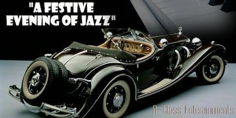 A Festive Evening of Jazz tickets
