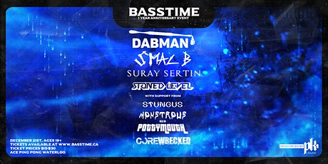 Winter Gathering 2019:  Ft. Dabman, Smal B, & frie tickets