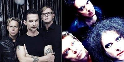 DEPECHE MODE VS THE CURE - A DJ TRIBUTE TO 2 OF THE BEST BANDS OF ALL TIME