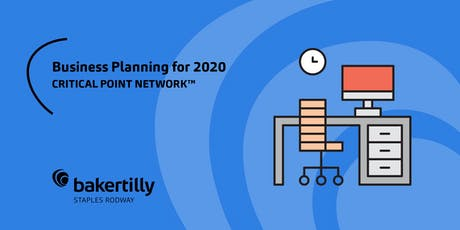 Business Planning for 2020 | Critical Point Network™ tickets