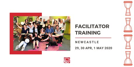 DRUMBEAT 3 Day Facilitator Training | Newcastle tickets