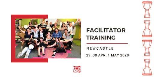 DRUMBEAT 3 Day Facilitator Training | Newcastle
