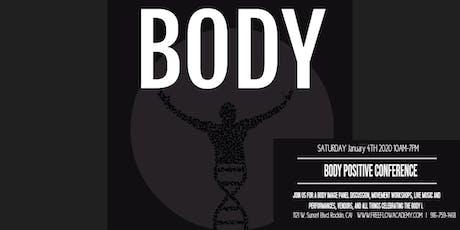 Body i tickets