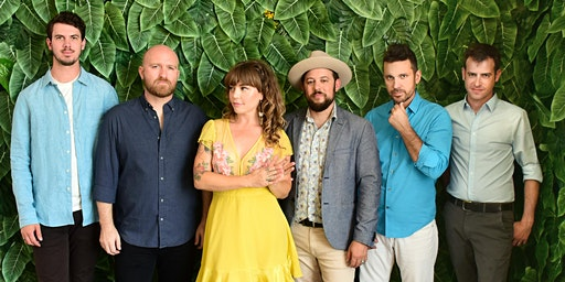 Dustbowl Revival with special guests Jared and the Mill