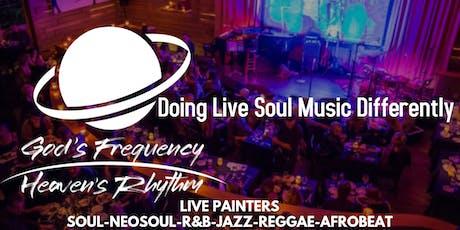 Free Entry for November Birthdays: Live Band : Soul, R&B, Reggae, Jazz tickets