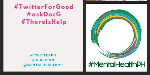 #TwitterForGood: Mental Health Talks