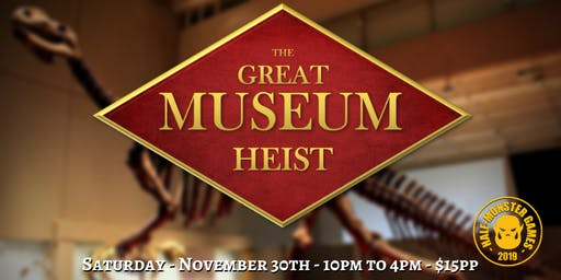 The Great Museum Heist