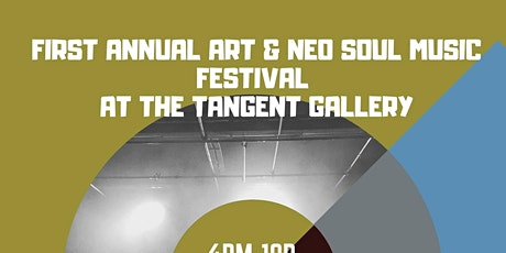 First Annual Art & Neo Soul Music Spring Festival tickets