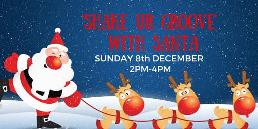Shake 'UR' Groove with Santa - Family Disco