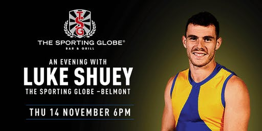 An Evening with Luke Shuey