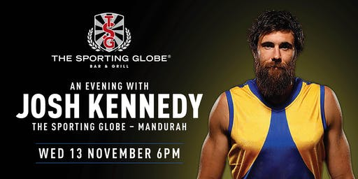 An Evening with Josh Kennedy