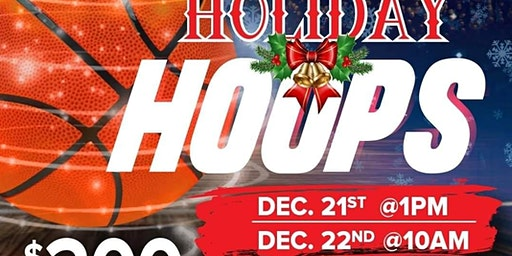Centered Agape Presents: 2nd Annual 5 on 5 Holiday Hoops Tournament