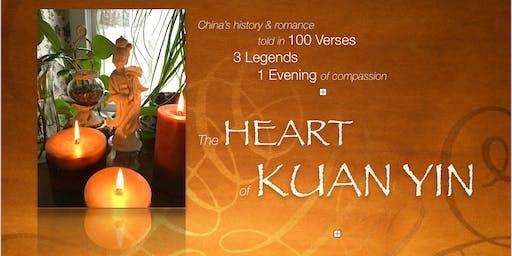 The HEART of KUAN YIN