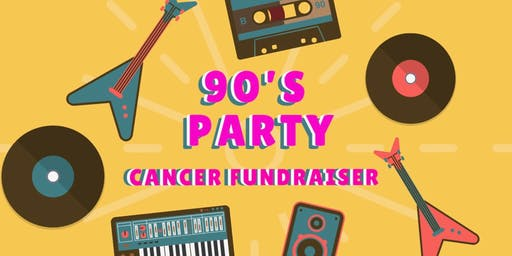 "90s Theme Cancer Fundraiser-""Show Only"""