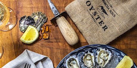 Oyster Masterclass &  Bottomless Sparkling  tickets