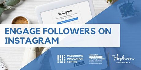 Engage Real Followers on Instagram - Hepburn tickets