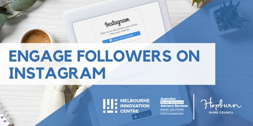 Engage Real Followers on Instagram - Hepburn