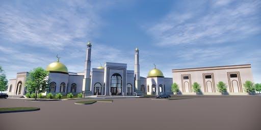 New Masjid Fundraiser