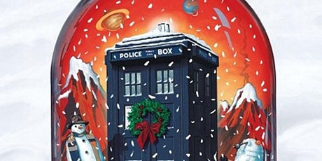 A Timey-Wimey Holiday Party! tickets