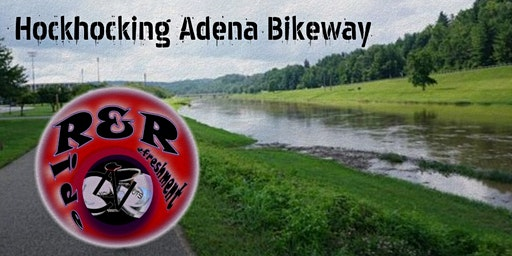 R&R on the Hockhocking Adena Bikeway - Nelsonville - The Plains - Athens OH