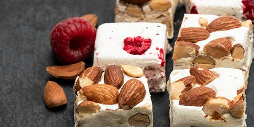 Mondo Nougat MASTERCLASS at European Foods Marketplace