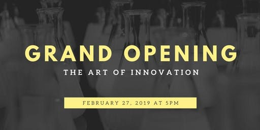 University Lab Partners Grand Opening - The Art of Innovation