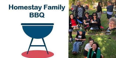 Thank You BBQ for Host Families (Nov 28th 2019) tickets