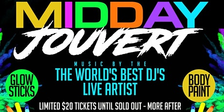 MIDDAY JOUVERT > THE ULTIMATE T&T CARNIVAL PARTY EXPERIENCE tickets