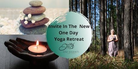 Invite in the New One Day Yoga Retreat tickets