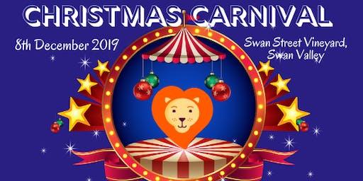 Christmas Carnival for Lionheart