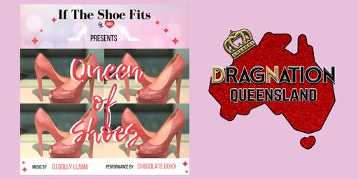 """The Queen of Shoes by """"If The Shoe Fits"""""""