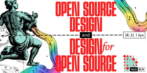 DWebDesign #3: Open source design & Design for open source