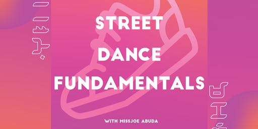 Makati Creative Academy STREET DANCE FUNDAMENTALS