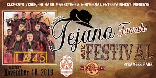 1st Annual Tejano & Tamale Music Festival