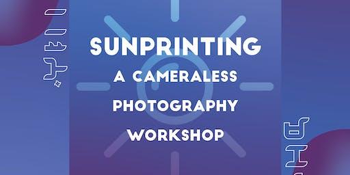 Makati Creative Academy SUNPRINTING: A CAMERA-LESS PHOTOGRAPHY WORKSHOP