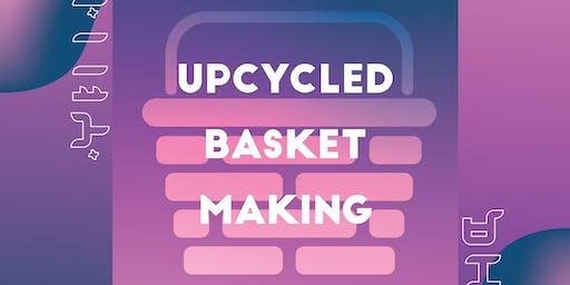 Makati Creative Academy UPCYCLED BASKET MAKING