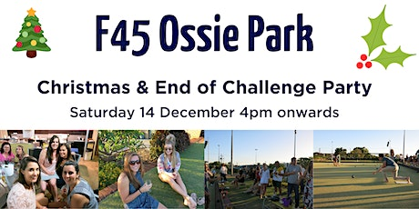 F45 Ossie Park Xmas & End of Challenge Party tickets
