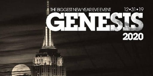 Genesis 2020 New Years Eve